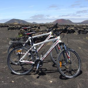 bike delivery service to your holiday accommodation on lanzarote