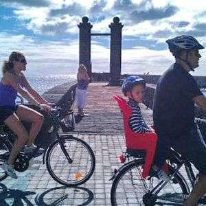 bike rental on lanzarote